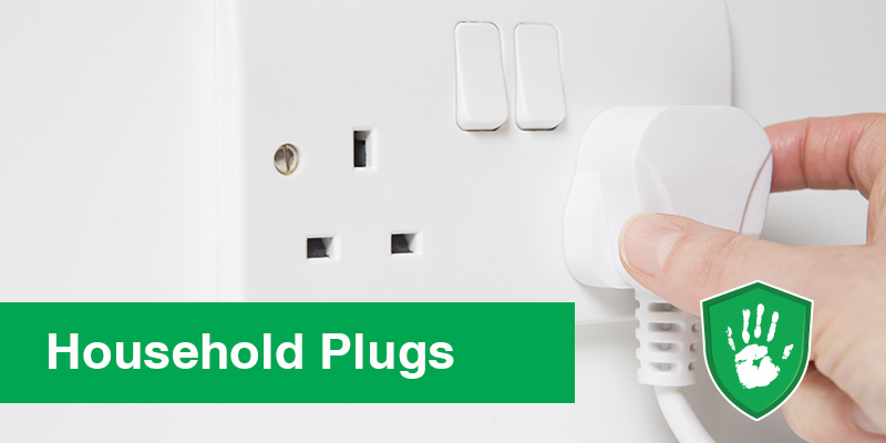NanoGuardX spray coating for household plugs