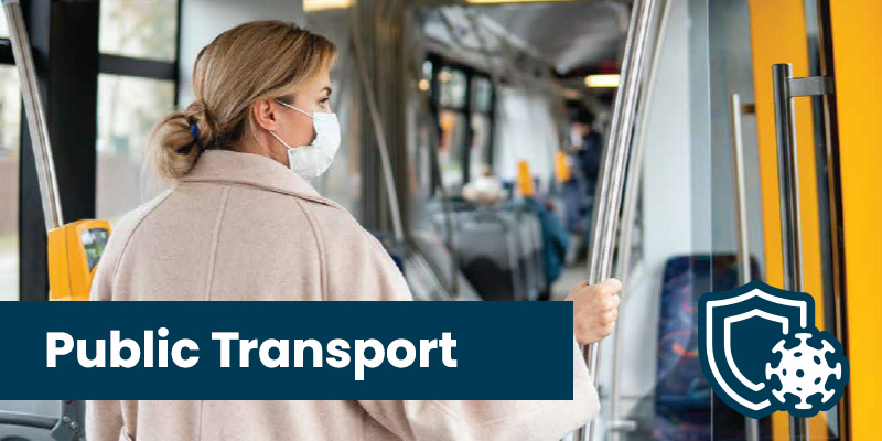 Antimicrobial Spray Coating for Public Transport with 90 Day Protection from viruses and bacteria