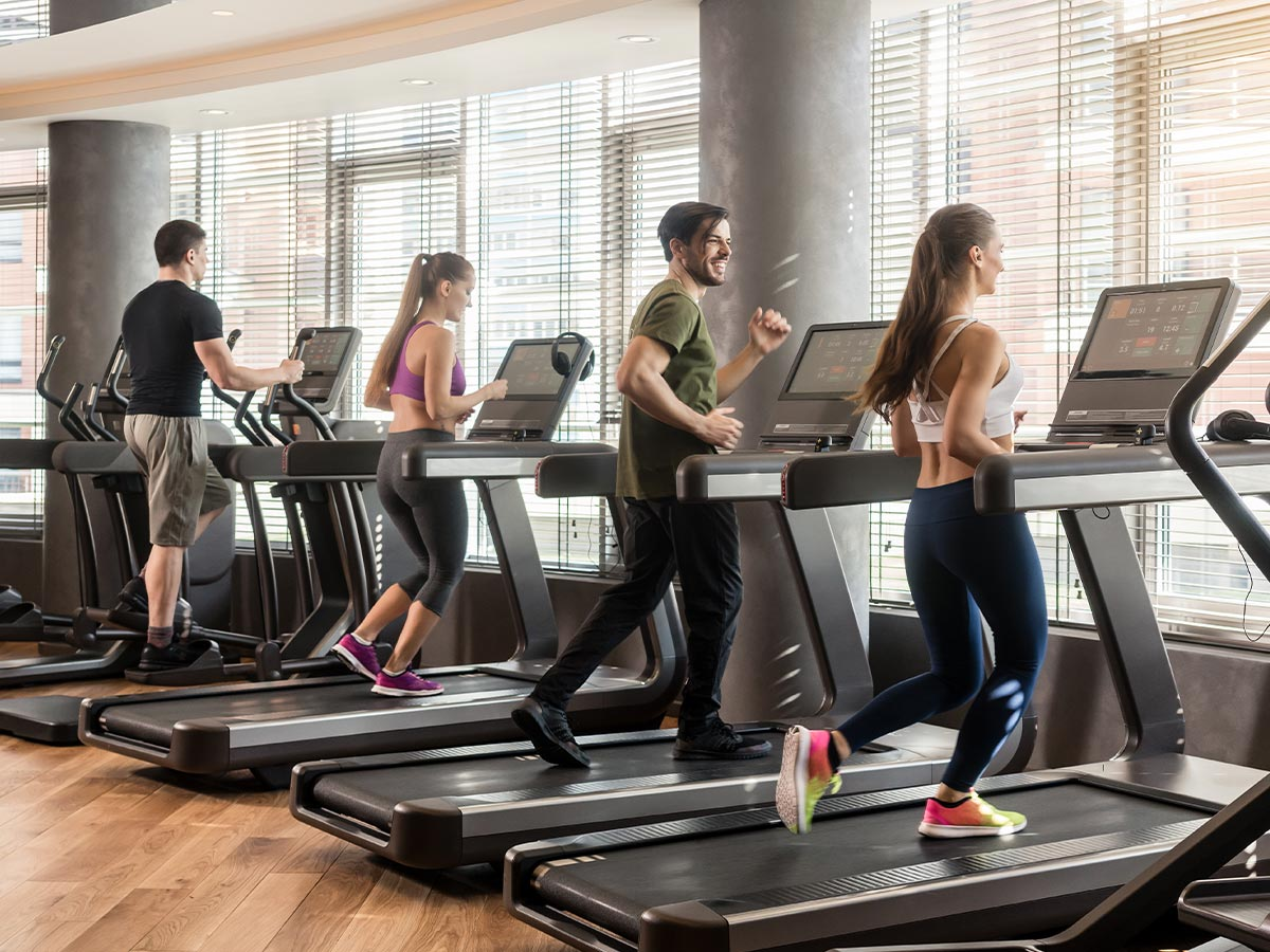 Antimicrobial Surface Protection for gyms and leisure