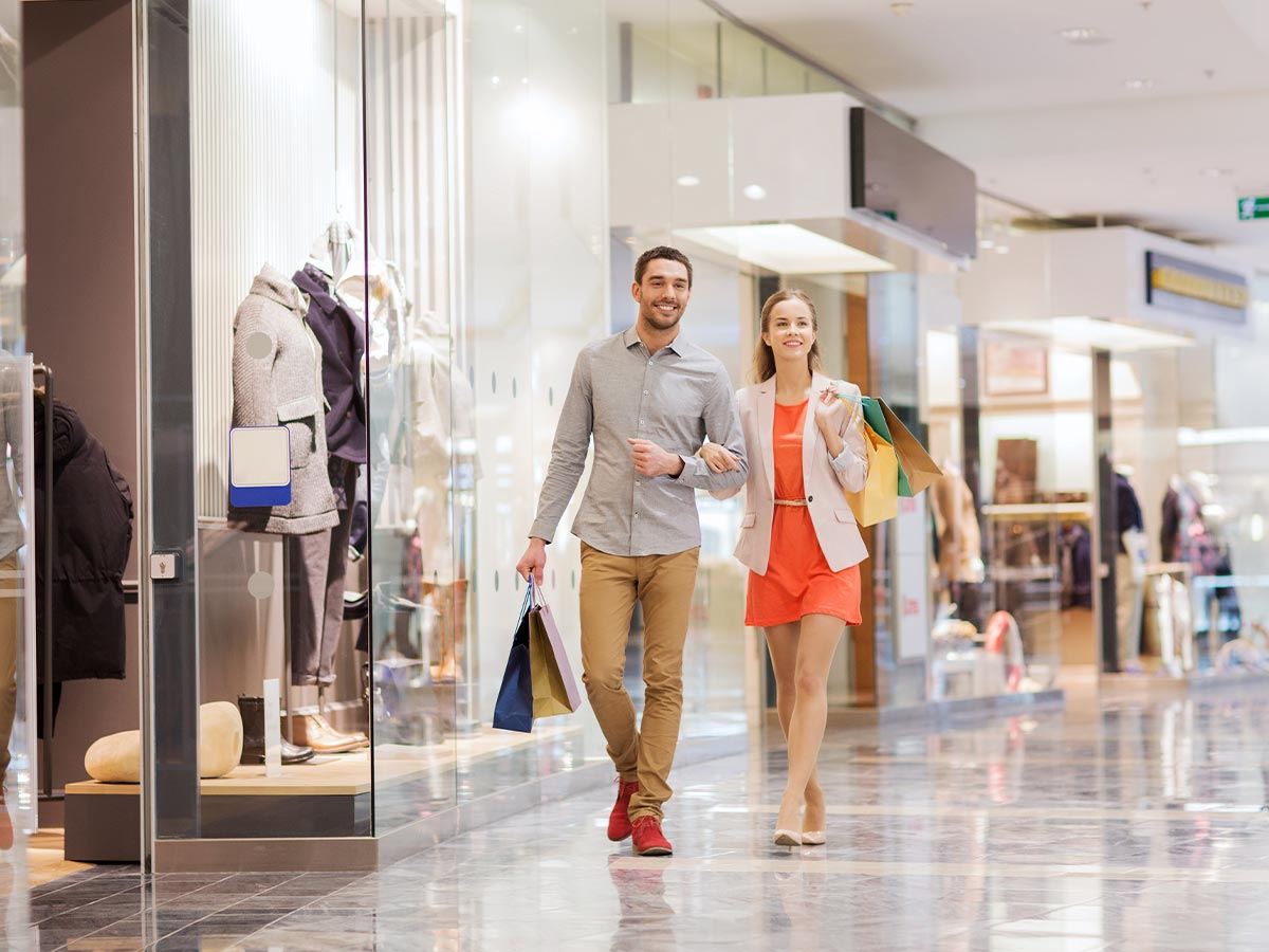 antimicrobial solutions for shopping centres and retail