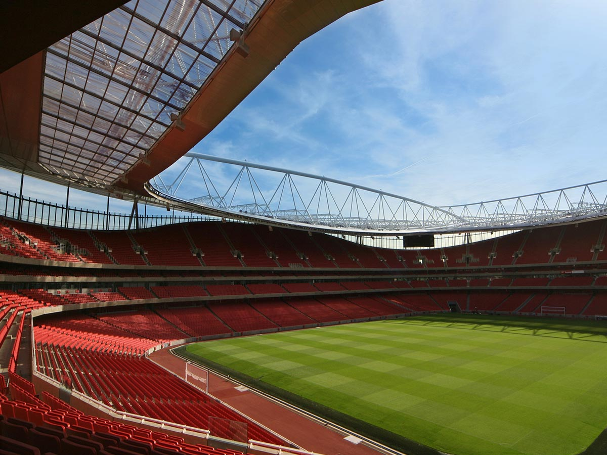 Antimicrobial Surface Protection for stadiums and seating areas