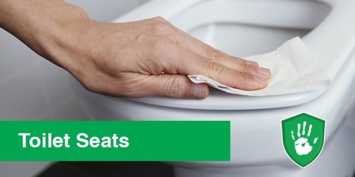 NanoGuardX Antimicrobial Coating for toilet seats
