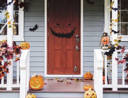 Halloween With Now Coatings